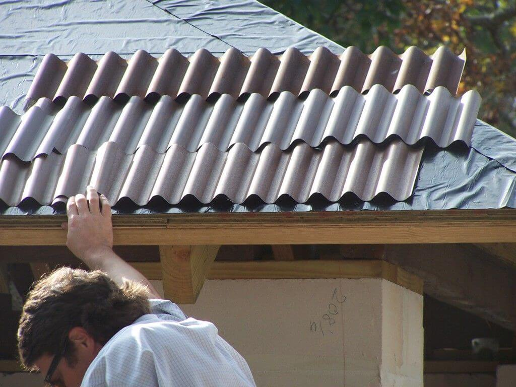 Corrugated Metal Roof-Florida Metal Roofers of Fort Myers