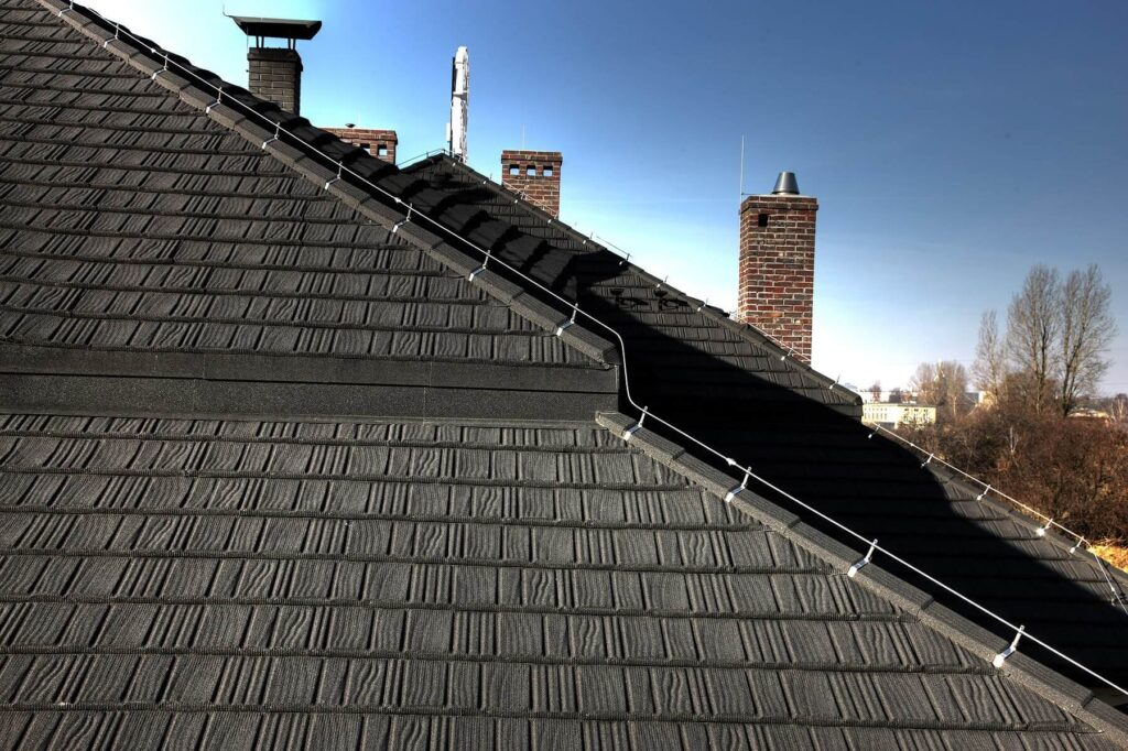 Metal Tile Roof-Florida Metal Roofers of Fort Myers
