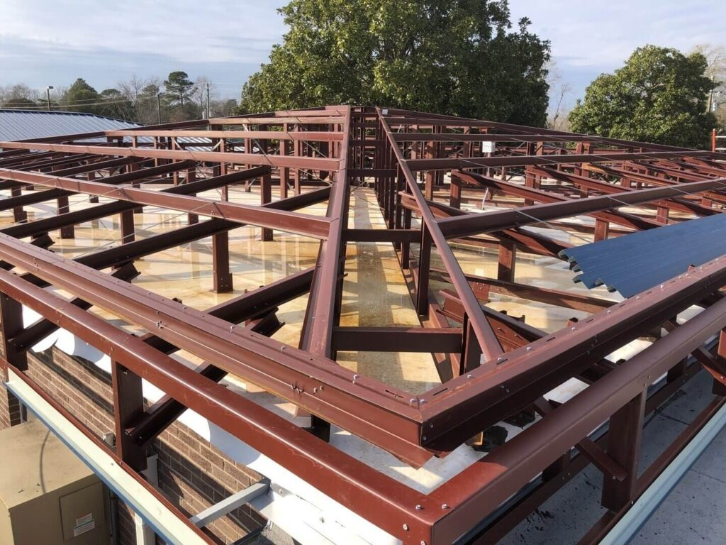 Re-roofing (Retrofitting) Metal Roofs-Florida Metal Roofers of Fort Myers