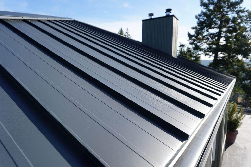 Standing Seam Metal Roof-Florida Metal Roofers of Fort Myers