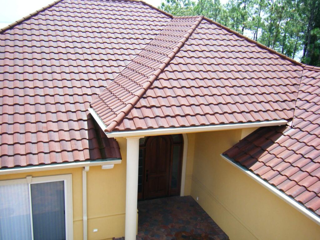 Stone-Coated Steel Roofing-Florida Metal Roofers of Fort Myers